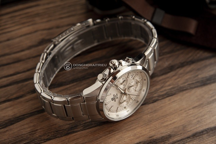 Đồng hồ Casio Edifice EFR-527D-7AVUDF wr100m, Chronograph - Ảnh: 9