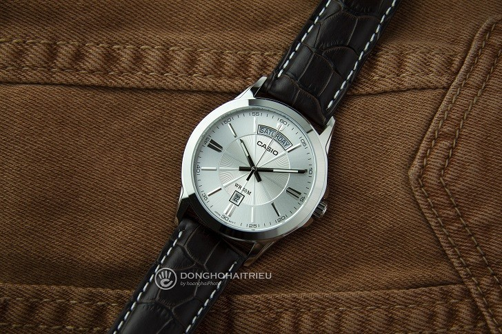 Đồng hồ Casio MTP-1381L-7AVDF giá rẻ, miễn phí thay pin - Ảnh: 1