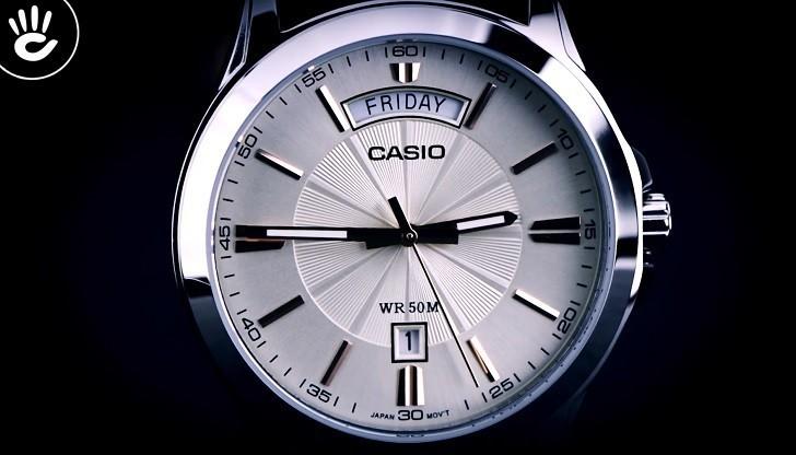 Đồng hồ Casio MTP-1381L-7AVDF giá rẻ, miễn phí thay pin - Ảnh: 4
