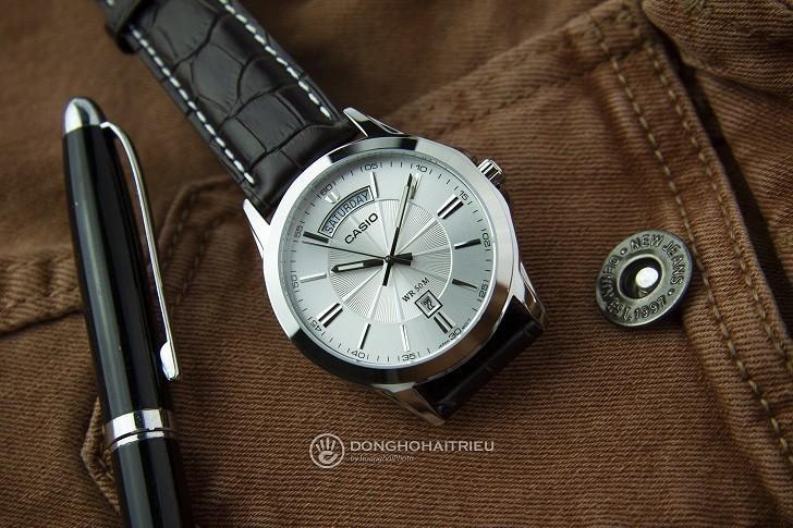 Đồng hồ Casio MTP-1381L-7AVDF giá rẻ, miễn phí thay pin - Ảnh: 8