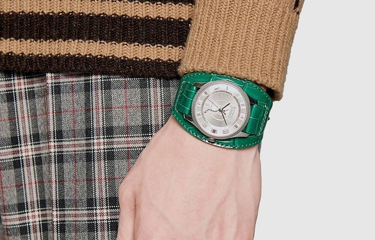 Đánh giá đồng hồ Gucci: Xuất xứ, ưu nhược điểm, chất lượng - Ảnh: 13