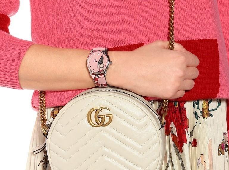 Đánh giá đồng hồ Gucci: Xuất xứ, ưu nhược điểm, chất lượng - Ảnh: 16