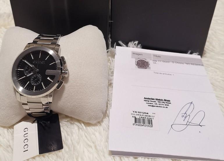 Đánh giá đồng hồ Gucci: Xuất xứ, ưu nhược điểm, chất lượng - Ảnh: 18