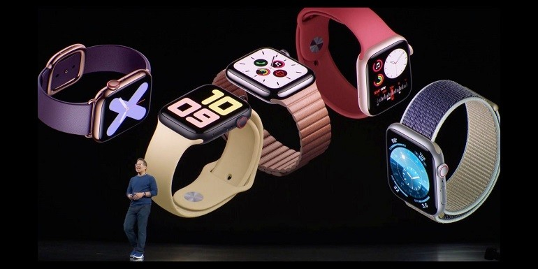 Đồng hồ Apple Watch Series 5 có mấy màu, màu nào hot nhất? - Ảnh: 1