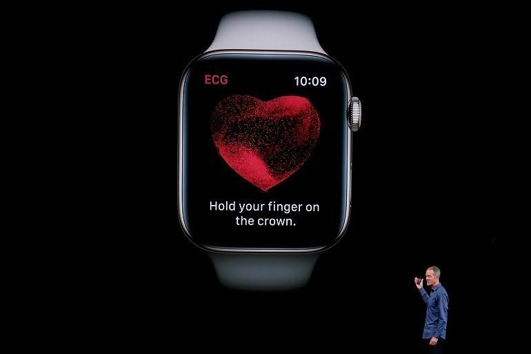 Đồng hồ Apple Watch Series 5 có mấy màu, màu nào hot nhất? - Ảnh: 15