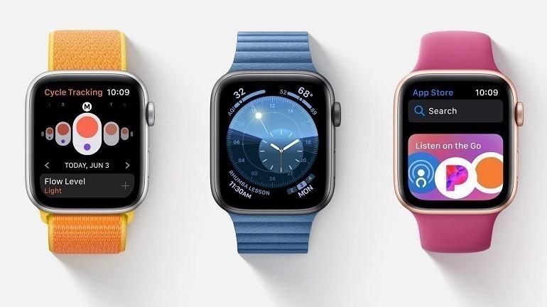 Đồng hồ Apple Watch Series 5 có mấy màu, màu nào hot nhất? - Ảnh: 16