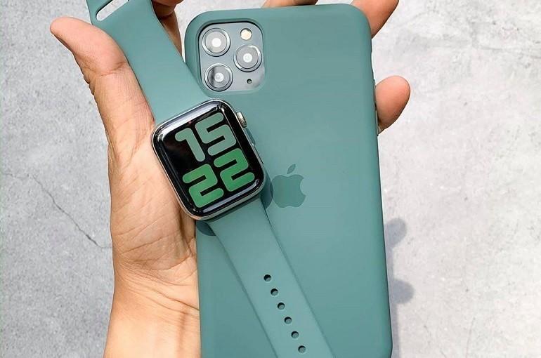 Đồng hồ Apple Watch Series 5 có mấy màu, màu nào hot nhất? - Ảnh: 8