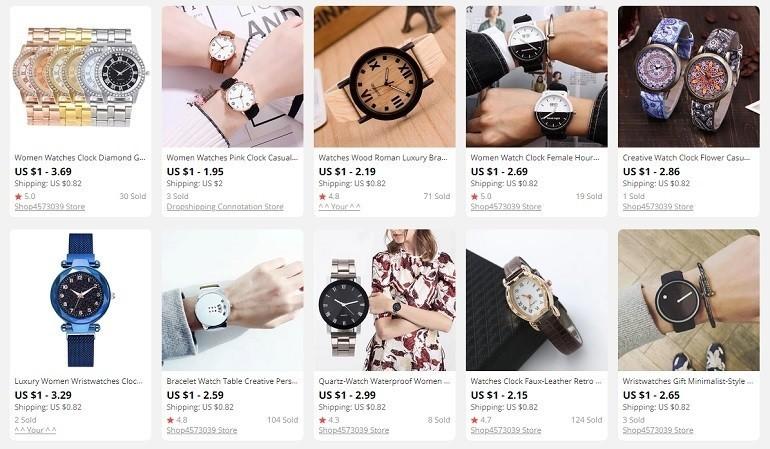 Đồng hồ nữ giá rẻ dưới 500k, 200k mua thương hiệu nào tốt? - Ảnh: 1