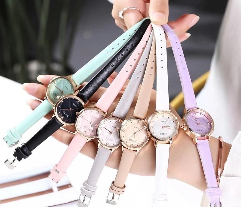 Đồng hồ nữ giá rẻ dưới 500k, 200k mua thương hiệu nào tốt? - Ảnh: 2