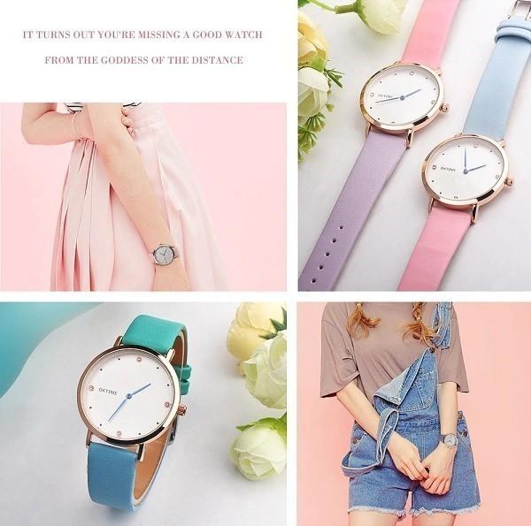 Đồng hồ nữ giá rẻ dưới 500k, 200k mua thương hiệu nào tốt? - Ảnh: 3