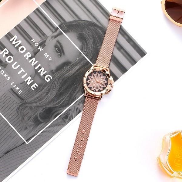 Đồng hồ nữ giá rẻ dưới 500k, 200k mua thương hiệu nào tốt? - Ảnh: 4