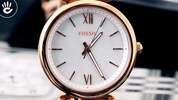 Đồng hồ Fossil ES4530 giá rẻ, miễn phí thay pin trọn đời - Ảnh: 6