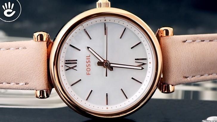 Đồng hồ Fossil ES4530 giá rẻ, miễn phí thay pin trọn đời - Ảnh: 7