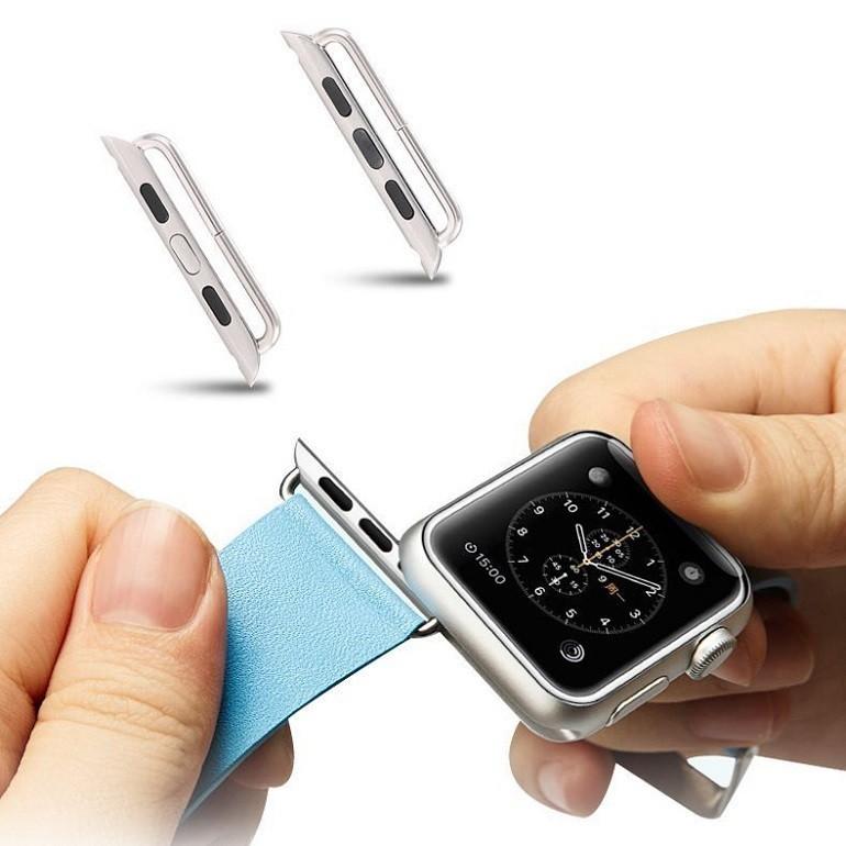 Hướng dẫn thay dây đồng hồ Apple Watch nhanh trong 30 giây - Ảnh: 11