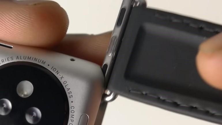 Hướng dẫn thay dây đồng hồ Apple Watch nhanh trong 30 giây - Ảnh: 15
