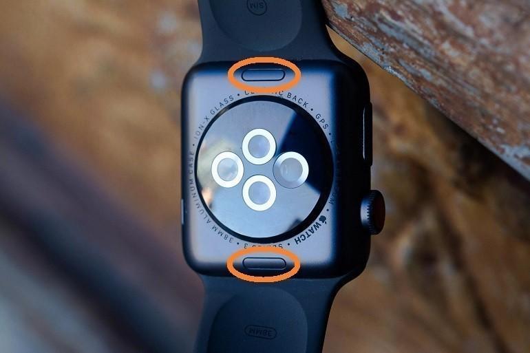 Hướng dẫn thay dây đồng hồ Apple Watch nhanh trong 30 giây - Ảnh: 3