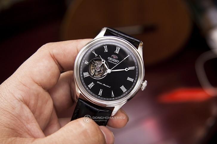 Đồng hồ Orient Caballero FAG00003B0 lộ máy, trữ cót 40 giờ - Ảnh: 2