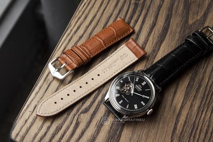Đồng hồ Orient Caballero FAG00003B0 lộ máy, trữ cót 40 giờ - Ảnh: 5