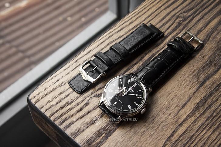 Đồng hồ Orient FAG00003B0 lộ máy, trữ cót 40 giờ - Ảnh: 8