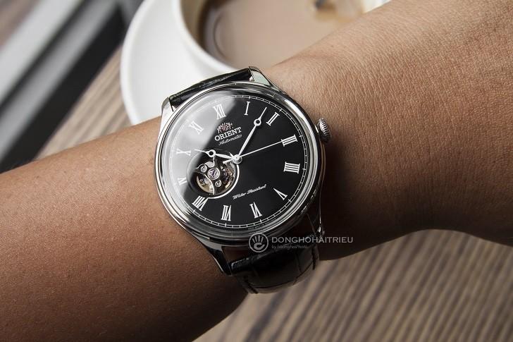 Đồng hồ Orient FAG00003B0 lộ máy, trữ cót 40 giờ - Ảnh: 9