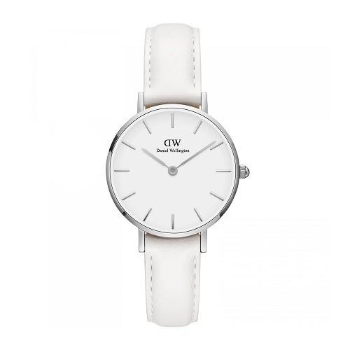 10 mẫu đồng hồ nữ màu trắng đẹp, thời trang giá rẻ nhất - Ảnh: Daniel Wellington DW00100250