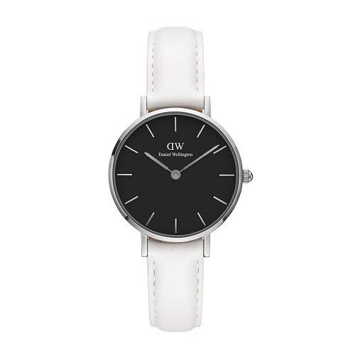 10 mẫu đồng hồ nữ màu trắng đẹp, thời trang giá rẻ nhất - Ảnh: Daniel Wellington DW00100286