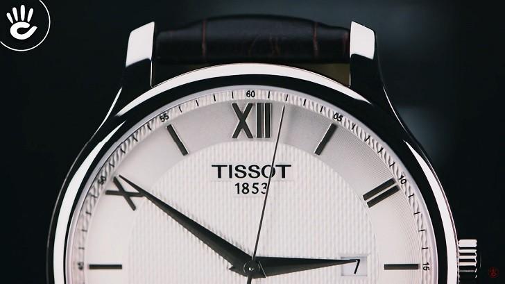 Đồng hồ Tissot T063.610.16.038.00 siêu mỏng, máy Thụy Sỹ - Ảnh 2