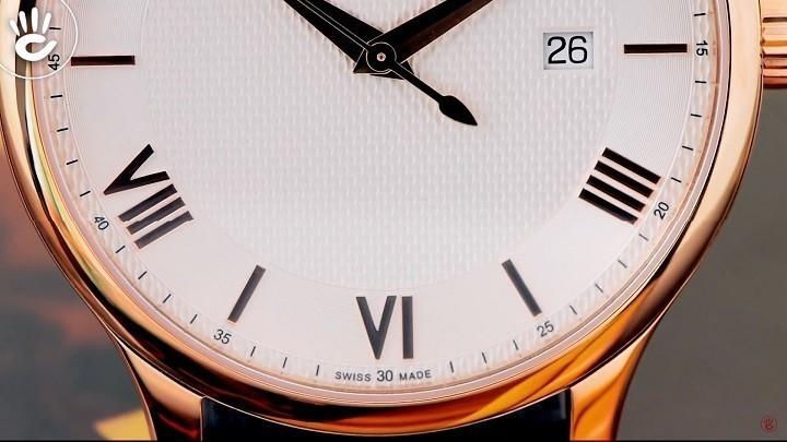 Đồng hồ Tissot T063.610.36.038.00 siêu mỏng, máy Thụy Sỹ- Ảnh:6