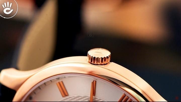 Đồng hồ Tissot T063.610.36.038.00 siêu mỏng, máy Thụy Sỹ- Ảnh:3
