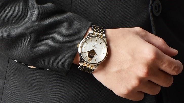 Đồng hồ Tissot T063.907.22.038.00 trữ có trong vòng 80 giờ - Ảnh 3