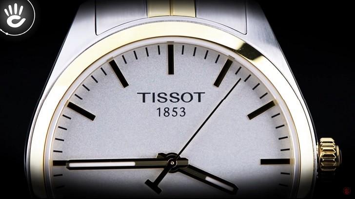 Đồng hồ nam Tissot T101.410.22.031.00 mạ vàng sang trọng - Ảnh: 2