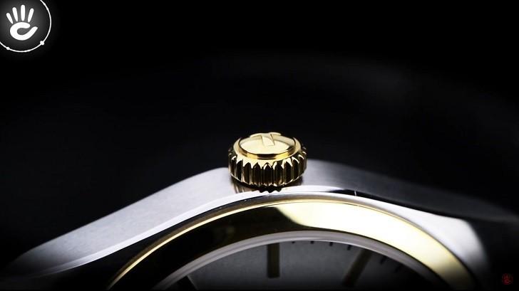 Đồng hồ nam Tissot T101.410.22.031.00 mạ vàng sang trọng - Ảnh: 3