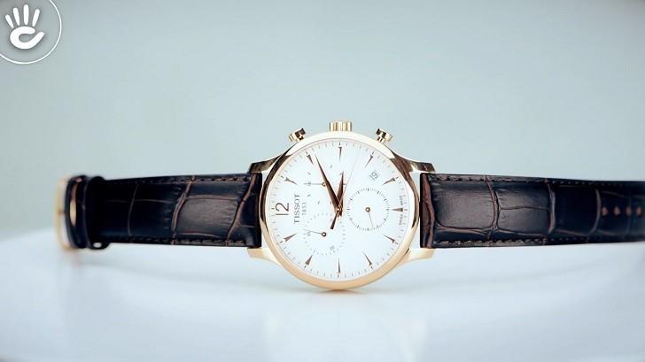 Đồng hồ Tissot T063.617.36.037.00 sở hữu bộ bấm giờ thể thao - Ảnh : 1