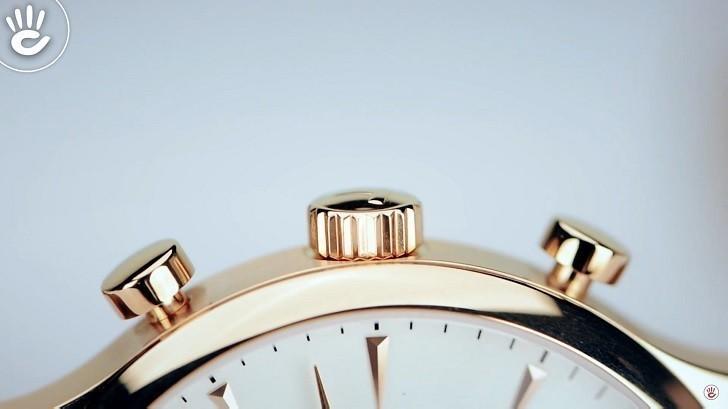 Đồng hồ Tissot T063.617.36.037.00 sở hữu bộ bấm giờ thể thao - Ảnh : 4
