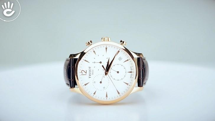 Đồng hồ Tissot T063.617.36.037.00 sở hữu bộ bấm giờ thể thao - Ảnh : 5