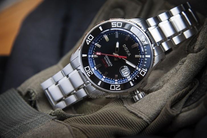 Đồng hồ Doxa D127SBUW - Siêu phẩm đồng hồ lặn 300 mét - Ảnh: 1