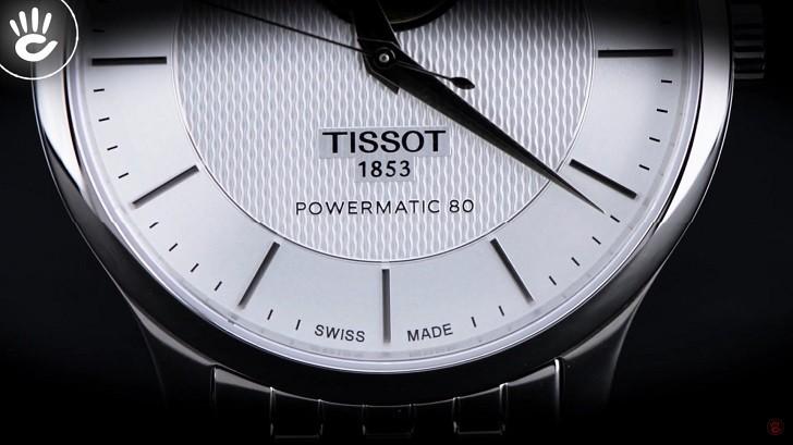 Tissot T063.907.11.038.00 đẳng cấp với họa tiết Open Heart - Ảnh: 4