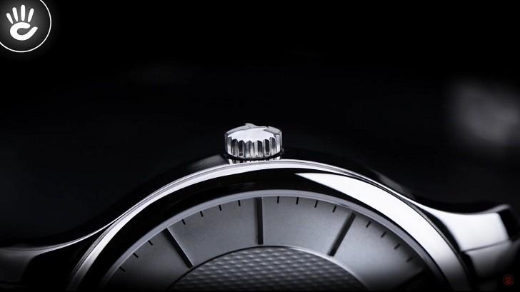 Tissot T063.907.11.038.00 đẳng cấp với họa tiết Open Heart - Ảnh: 3