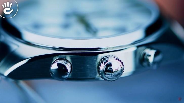 Đồng hồ Tissot T101.417.11.031.00 thể thao, dây đeo kim loại - Ảnh: 3