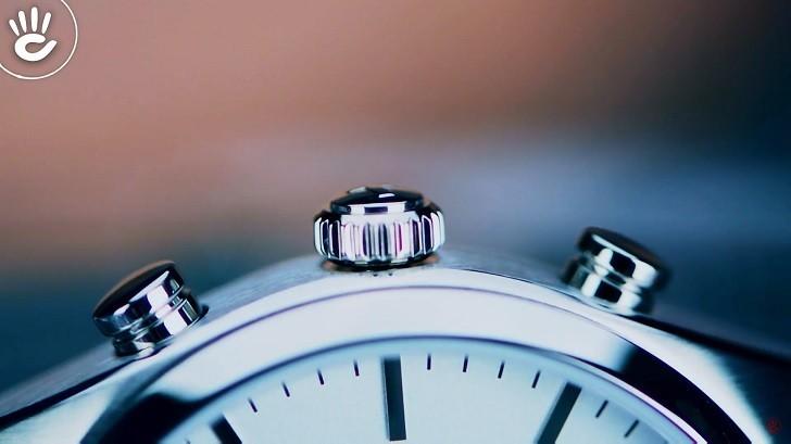 Đồng hồ Tissot T101.417.11.031.00 thể thao, dây đeo kim loại - Ảnh: 6