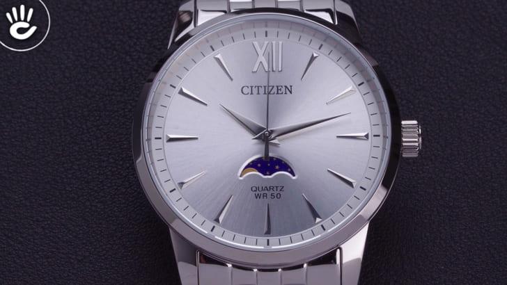 Đồng hồ Citizen AK5000-54A Moonphase, miễn phí thay pin - Ảnh 3
