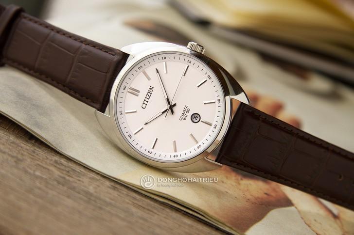 Đồng hồ Citizen BI5090-09A: Thiết kế đơn giản mà lịch lãm - Ảnh 1