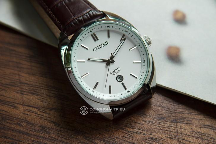 Đồng hồ Citizen BI5090-09A: Thiết kế đơn giản mà lịch lãm - Ảnh 2