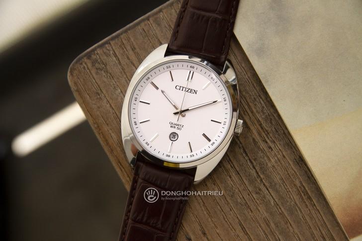 Đồng hồ Citizen BI5090-09A: Thiết kế đơn giản mà lịch lãm - Ảnh 3