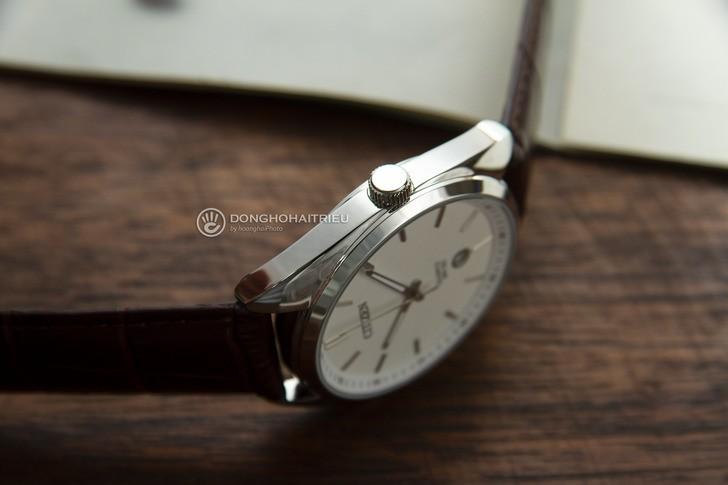 Đồng hồ Citizen BI5090-09A: Thiết kế đơn giản mà lịch lãm - Ảnh 5