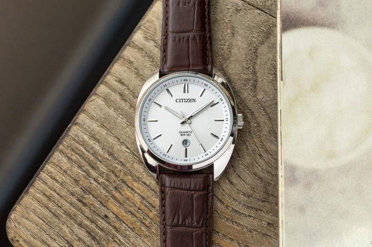 Đồng hồ Citizen BI5090-09A: Thiết kế đơn giản mà lịch lãm - Ảnh 6