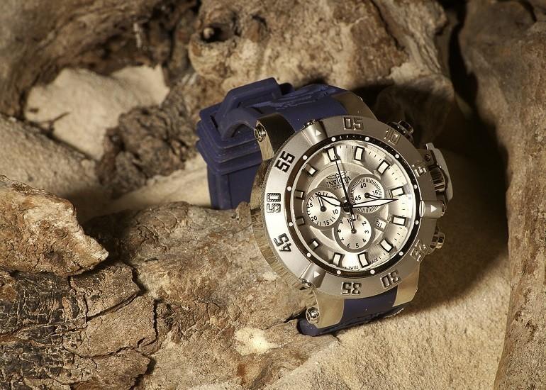 Đánh giá đồng hồ Invicta nam, nữ chính hãng: Xuất xứ, Giá, Nhược điểm, ... - Ảnh: 1