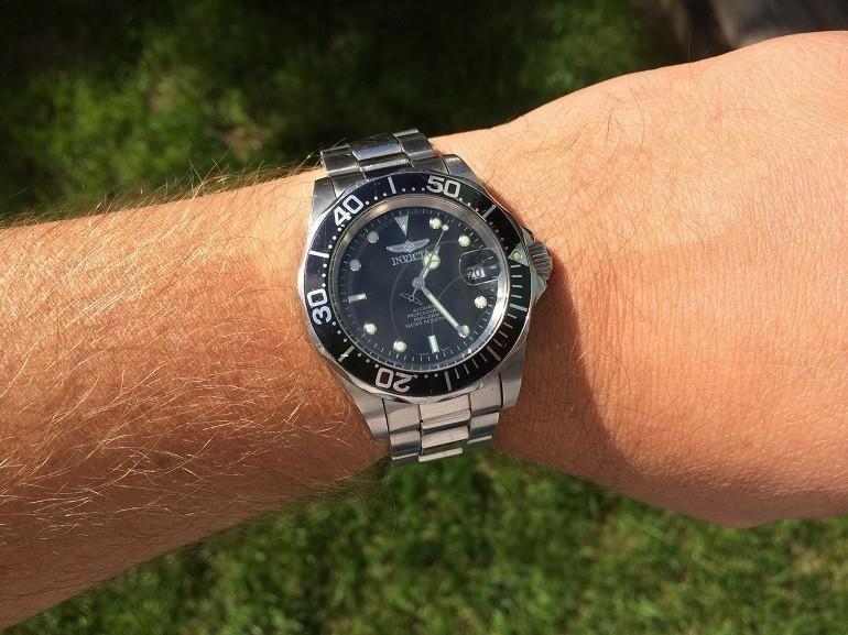 Đánh giá đồng hồ Invicta nam, nữ chính hãng: Xuất xứ, Giá, Nhược điểm, ... - Ảnh: 5