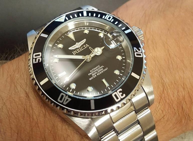 Đánh giá đồng hồ Invicta nam, nữ chính hãng: Xuất xứ, Giá, Nhược điểm, ... - Ảnh: 7