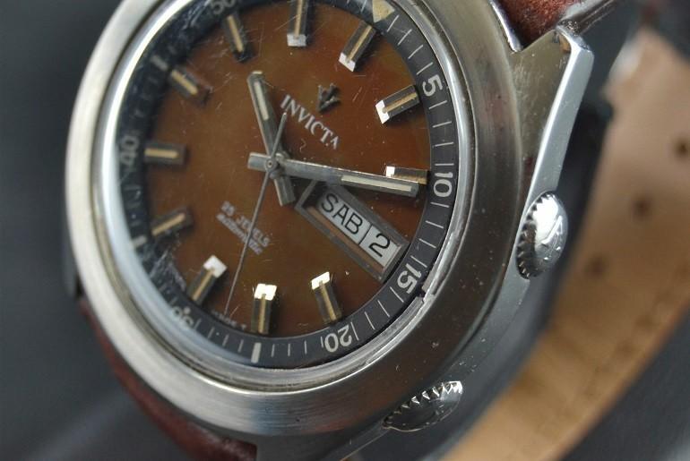Đánh giá đồng hồ Invicta nam, nữ chính hãng: Xuất xứ, Giá, Nhược điểm, ... - Ảnh: 8
